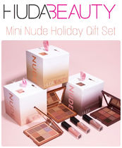 【Huda beauty】2020ホリデー/Mini Nude Holiday Gift Set/3種