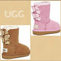 UGG☆TODDLERS BAILEY BOW II STAR BOOT  キッズブーツ 全2色