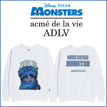 アクメドラビ★[MONSTERS X ADLV] SWEATSHIRT (BOO)
