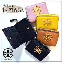 Tory Burch☆BRITTEN MINI WALLET 二つ折財布☆税・送込