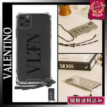 VALENTINO VLTN IPHONE 11PRO MAX CASE ヴァレンティノ VLTNロゴ