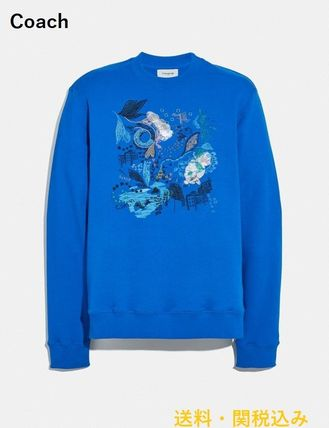 【アメリカ取寄せ】COACH A Love Letter To New York Sweatshirt