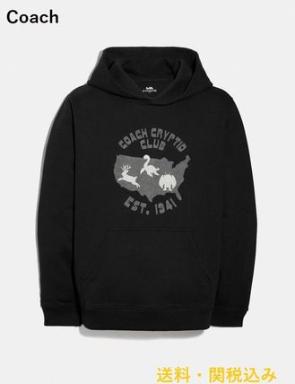 【アメリカ取寄せ】Mythical Monsters Coach  Hoodie