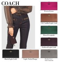 20AW*COACH*Skinny Wallet*スキニー ウォレット 58586 長財布