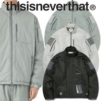 ★thisisneverthat★Insulated PCU Jacket 3色