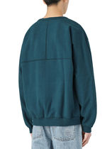 [thisisneverthat] S-Crewneck Sweat Blue Green