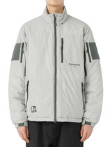 [thisisneverthat] Insulated PCU Jacket Grey