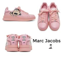 ★Marc Jacobs★Peanuts Edition Tennis Shoe スニーカー/Pink