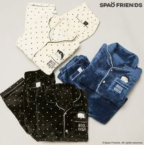 ★SPAO×三兄妹★ あったか パジャマセット 全3色
