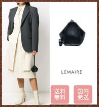 【Lemaire】レザーバッグ