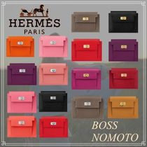 HERMES 直営店★《Kelly Pocket Compact》ケリー コンパクト財布