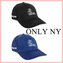 ONLY NY City of New York キャップ ロゴ Black Royal 送料込み