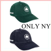 ONLY NY NYC Parks New Era キャップ ロゴ Green Navy 送料込み