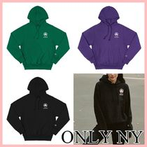 Only NY × Champion NYC Parks ロゴ フーディ 長袖 3色 送料込