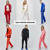 ★HOUR MINUTE SECONDS★Linear Track Pants 6色