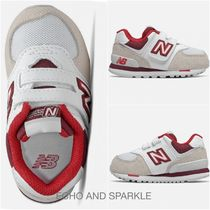【英国発】New Balance Varsity Sport 574☆Moonbeam