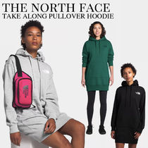 THE NORTH FACE★WOMEN'S TAKE ALONG  ロゴ ワンピ フーディ