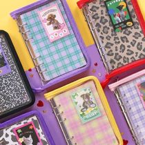【SECOND MANSION】[A6] 6 hole teen pocket diary