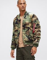 ALPHA INDUSTRIES MA-1 2タイプシルエットナイロン素材6カラー