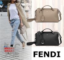 ☆大定番!☆FENDI☆BY THE WAY MEDIUM☆leather Boston bag☆