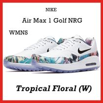 Nike Air Max 1 Golf Tropical Floral (W) ゴルフシューズ