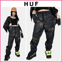 【最新作】人気!! ☆ HUF ☆ NETWORK TRACK PANTS