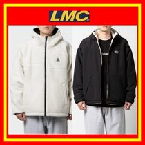 [ LMC ]  LMC BOA FLEECE REVERSIBLE HOODED JACKET / 追跡付