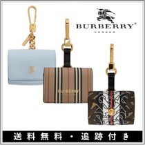 【SALE】Burberry♦個性3色展開♪ AirPods Pro ケース