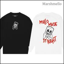 ★Marshmello★  Mello Made It Right ロンT 長袖 /2色