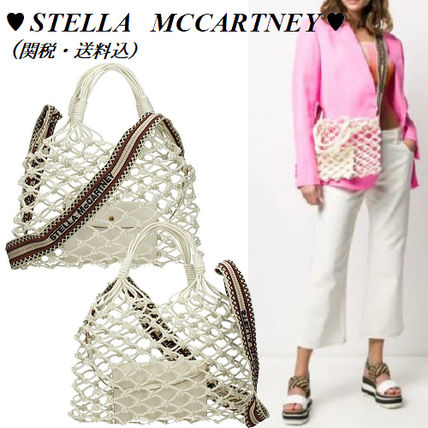 【Stella McCartney】Knotted Tote Bag 関税・送料込