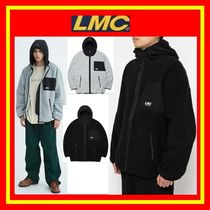 [ LMC ]  LMC HOODED FLEECE JACKET / 追跡付