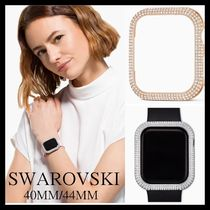 ●SWAROVSKI●SPARKLING CASE/Apple Watch キラキラ ケース