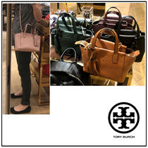 Tory Burch☆THEA MINI SLOUCHY SATCHEL☆ミニサッチェル☆送込