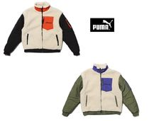 ☆PUMA X ATTEMPT SHERPA BOMBER 2color 国内発送 正規品!