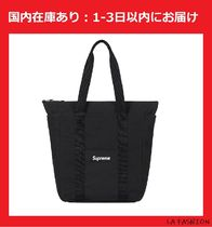 Supreme ロゴ入 キャンバストートバッグ AW FW 20 Canvas Tote