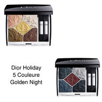 ホリデー★Dior★5 Couleurs Couture Golden Nights 089,549