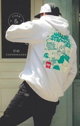 perstep パーカー・フーディ WV PROJECT★ secondブランドperstep hoodie SMHD4086(2)