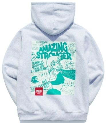 perstep パーカー・フーディ WV PROJECT★ secondブランドperstep hoodie SMHD4086(6)