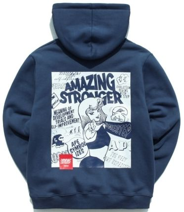 perstep パーカー・フーディ WV PROJECT★ secondブランドperstep hoodie SMHD4086(8)