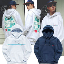 WV PROJECT★ secondブランドperstep hoodie SMHD4086