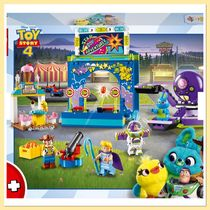 LEGO Toy Story 4 Buzz& Woody's carnival Mania 国内発送