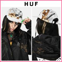 【最新作】人気!! ☆ HUF ☆ REAL TREE 6 PANEL HAT