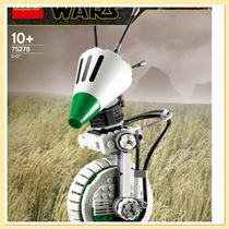 LEGO Star Wars Droid Building Collectible Model 75278 国内発