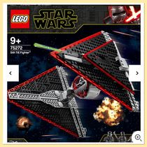 LEGO Star Wars Sith Tie Fighter Building Set 75272 国内発送