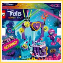 LEGO Trolls World Tour Techno Reef Dance Party 41250国内発送
