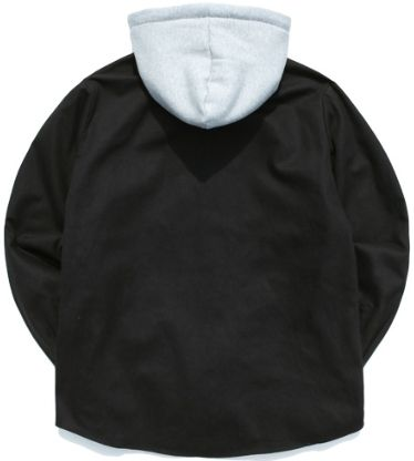 perstep シャツ WV PROJECT★ secondブランドperstep hoodie shirts SMLS4092(10)