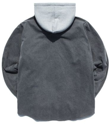 perstep ブラウス・シャツ WV PROJECT★ secondブランドperstep hoodie shirts SMLS4092(12)