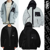 ★20-21FW新作★LMC★LMC HOODED FLEECE JACKET_2色
