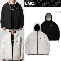 ★20-21FW新作★LMC★BOA FLEECE REVERSIBLE HOODED JACKET