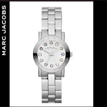 Marc by Marc Jacobs★AMY  DEXTERシルバーウォッチ